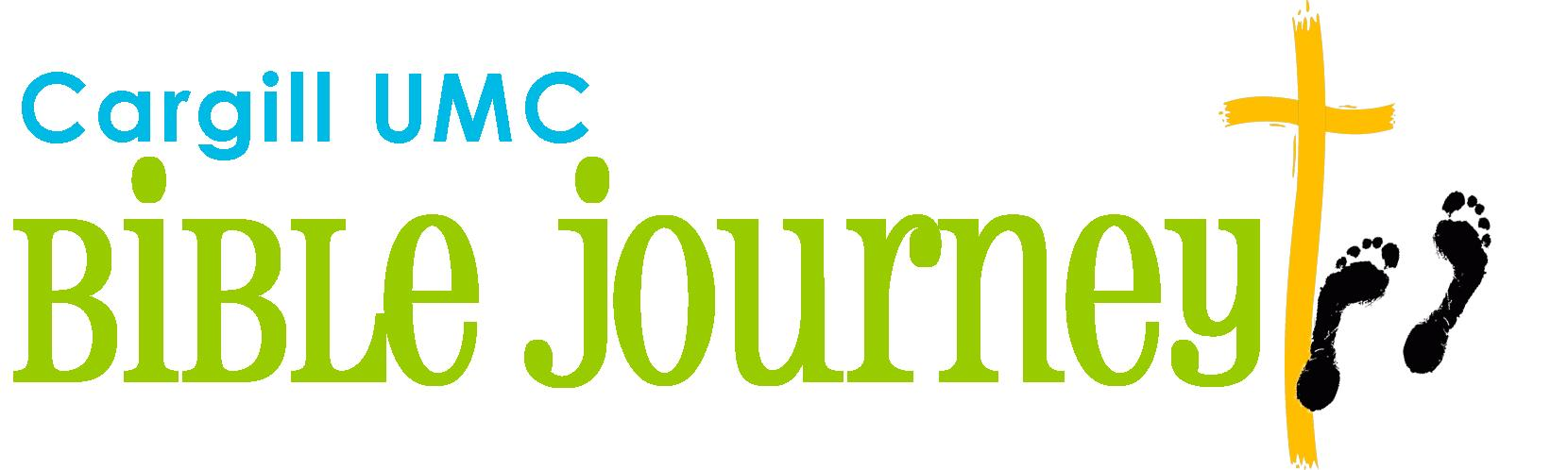Bible Journey Single Line Logo